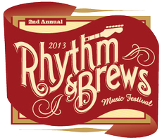 2nd Annual Rhythm & Brews Music Festival
