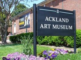Chapel Hill Slow Art Day - Ackland Art Museum - April...