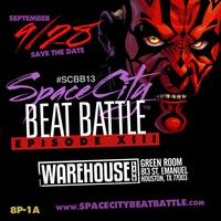 Space City Beat Battle: Episode 13  w/ SLOPFUNKDUST +...