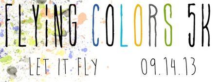 Flying Colors 5K Volunteer Site
