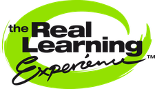 The Real Learning Experience logo