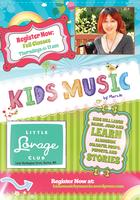Kid's Music with Marcie (Fall Classes)-