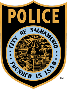Sacramento Police Department In Service Training logo