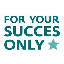 ForYourSuccesOnly logo