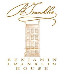 Benjamin Franklin House logo