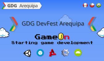 GameOn: Starting Game Development