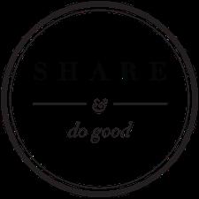 Share and Do Good logo