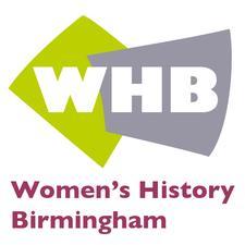 Women's History Birmingham  logo