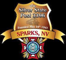 VFW Silver State Post 3396 logo