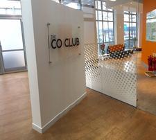The CoClub logo