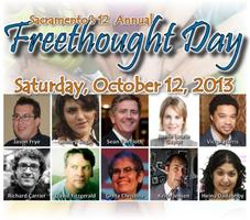 Sacramento Freethought Day 2013