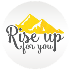 Rise Up For You logo