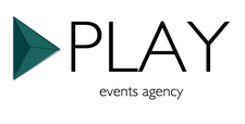 PLAY - events agency logo