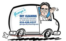 George the Dry Cleaner logo