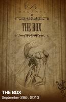 Bacanal @ The Box - September 28th 2013