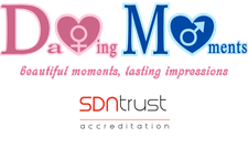 Dating Moments logo