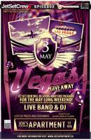 Jet Set Vegas Launch Party