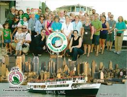 Circle Line Harbor Lights Cruise