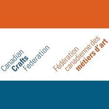 Canadian Crafts Federation/Fédération canadienne des métiers d'art  logo