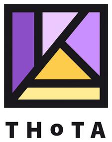 The House of The Artists Gallery (THoTA) logo
