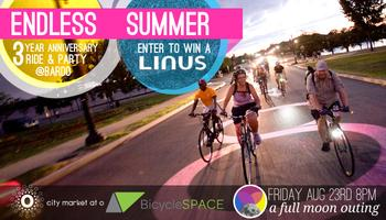 Endless Summer Ride & Party: A Full Moon Outing