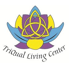 TriQual Living Center  logo