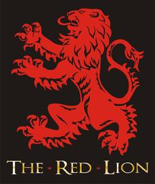 The Red Lion Public House  logo