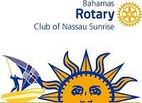The Rotary Club of Nassau Sunrise logo