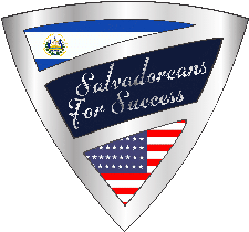 Salvadoreans for Success logo