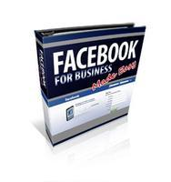 Facebook Marketing for Business Made Easy -...