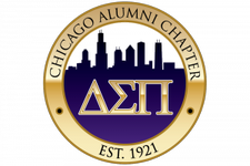 Chicago Alumni Chapter of Delta Sigma Pi logo