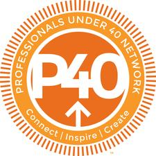 The Professionals Under Forty Network logo