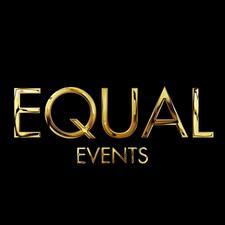 Equal Events in association with Professional MUA Julia Clements & Dragon Lady Productions logo