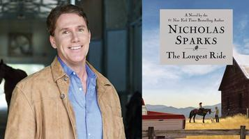 Nicholas Sparks on The Longest Ride