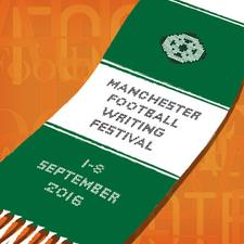 Manchester Football Writing Festival logo
