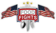 All American Food Fights logo