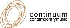 Continuum Contemporary Music logo