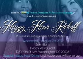 Fit for Fashion Bootcamp Happy Hour
