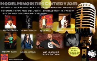 Model Minorities Comedy Jam