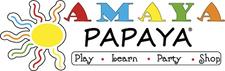 Amaya Papaya  logo