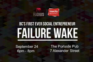Social Entrepreneur Failure Wake