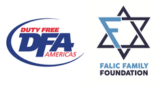 Falic Family Foundation & Duty Free Americas logo