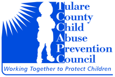 Tulare County Child Abuse Prevention Council logo