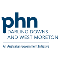 Darling Downs & West Moreton PHN logo