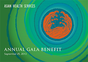 Asian Health Services 2013 Annual Gala Benefit
