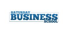 Saturday Business School logo