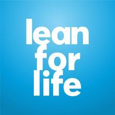 Lean For Life logo
