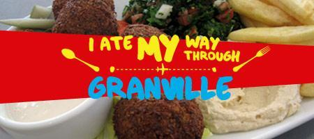 I Ate My Way Through Granville