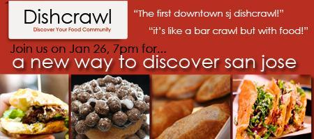 A New Way To Discover Downtown San Jose (Food)