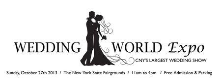 'Wedding World Expo at The NYS Fair'